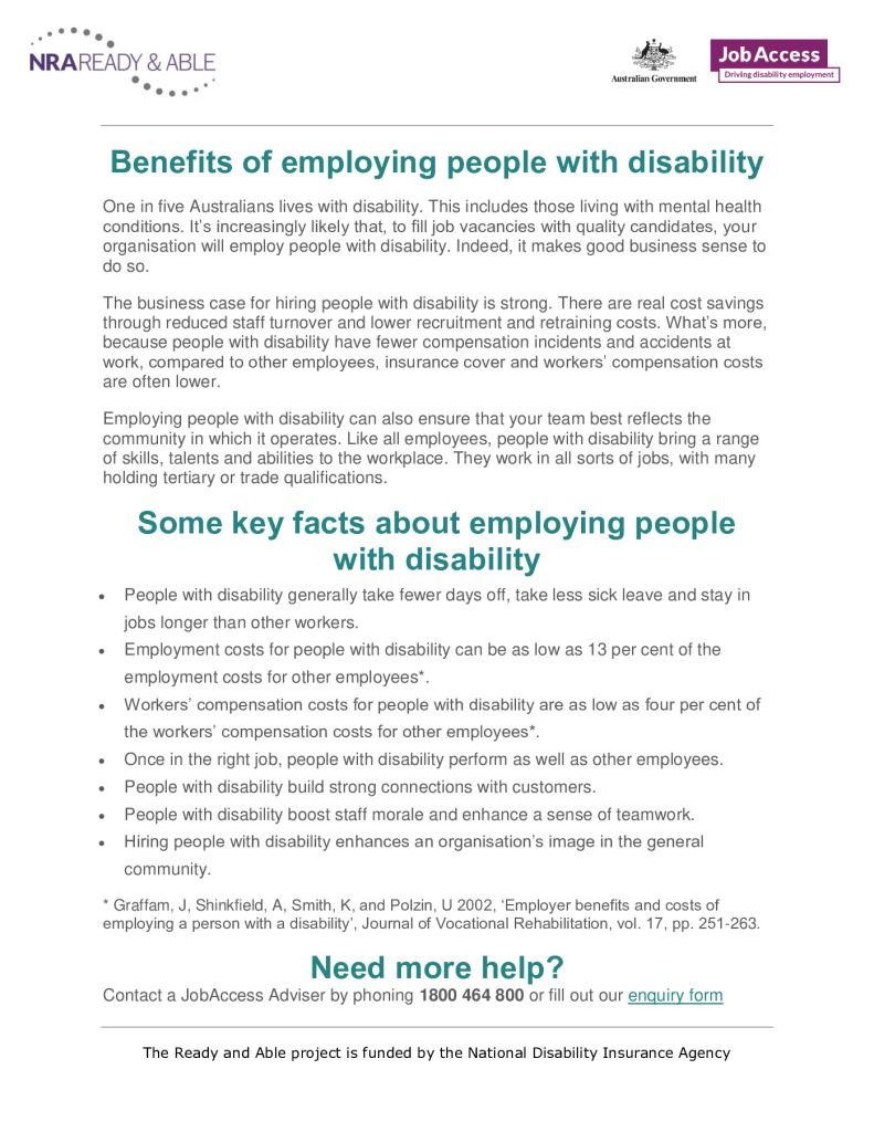 thumbnail of 1. Benefits of employing people with disability