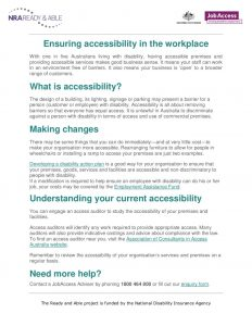 thumbnail of 19. Ensuring accessibility in the workplace