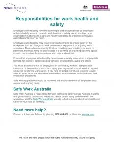 thumbnail of 22. Responsibilities for work health and safety